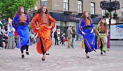 Lajee Dakbe Dancers